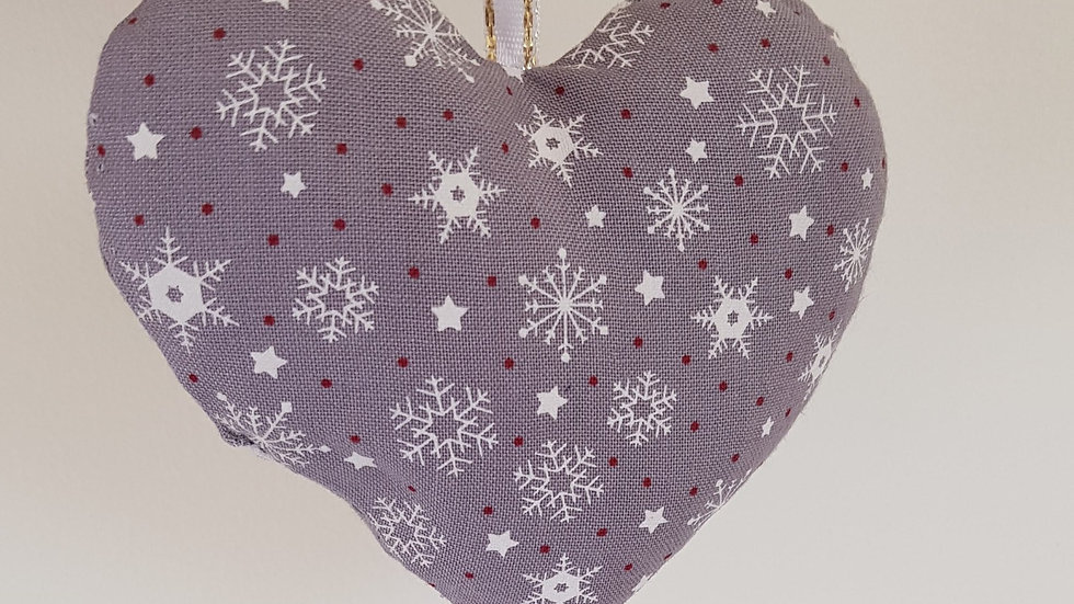 Elsa heart decoration