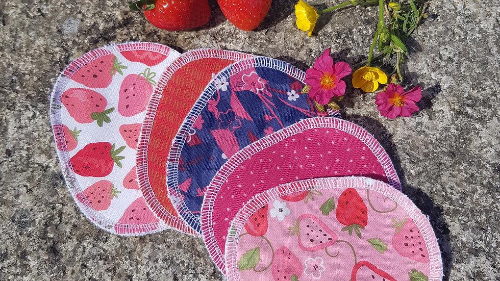 Summer Berries Scrubbies