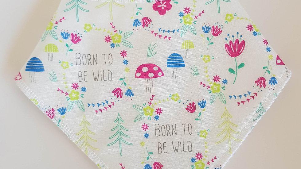 """Born to be Wild"" Bib"