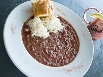 Trapp's Red Beans