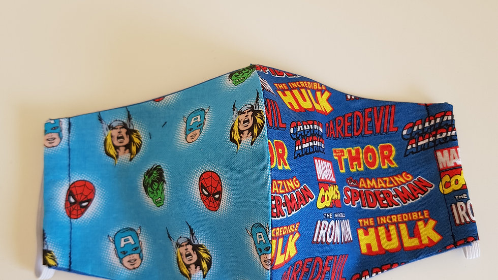 Childrens Super Hero mask