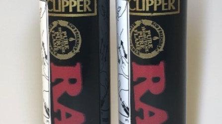 RAW Black Clipper Lighter