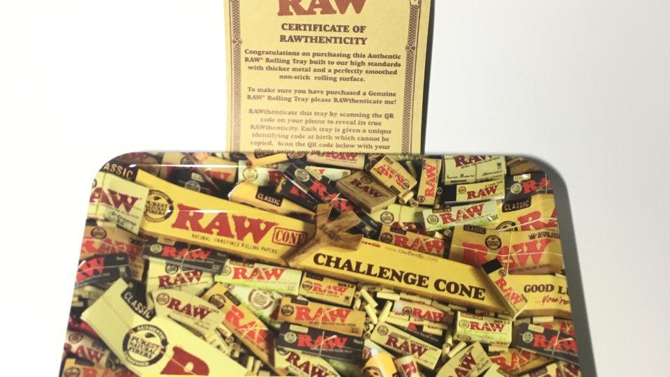 RAW Mix Tray