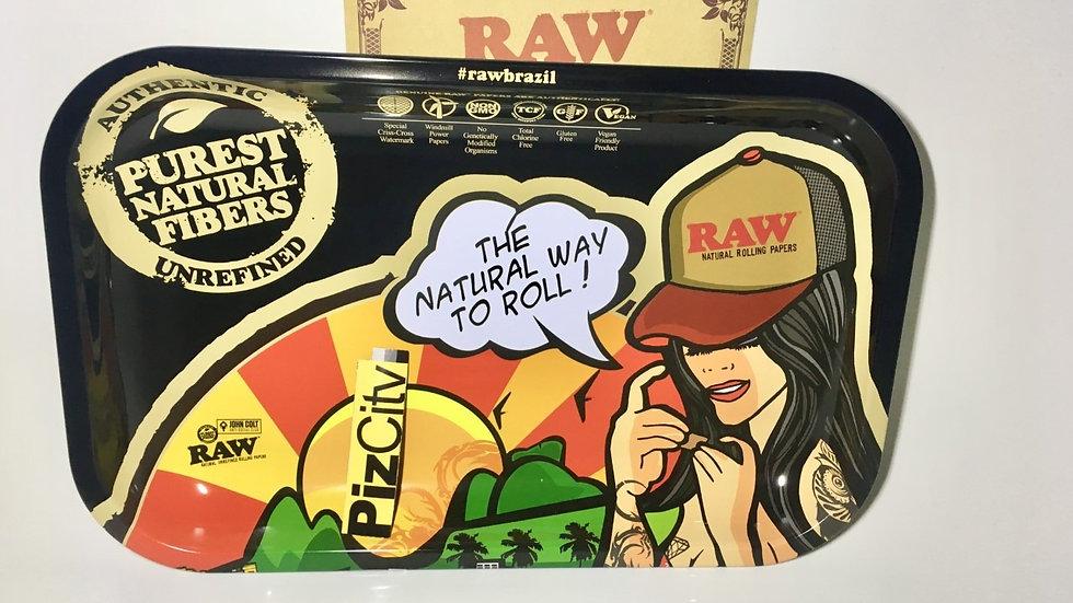 RAW Brazil Tray