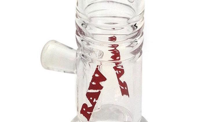 RAW Cone Bubbler - Glass
