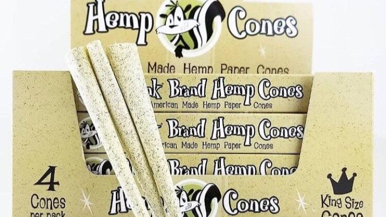 Skunk Brand Hemp Cones