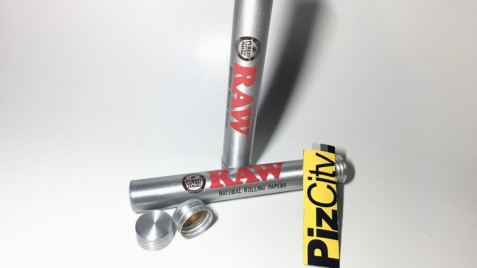 RAW Aluminium Tube