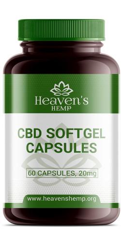 SOFT GEL CAPSULES 20 mg per cap + Vitamin D3