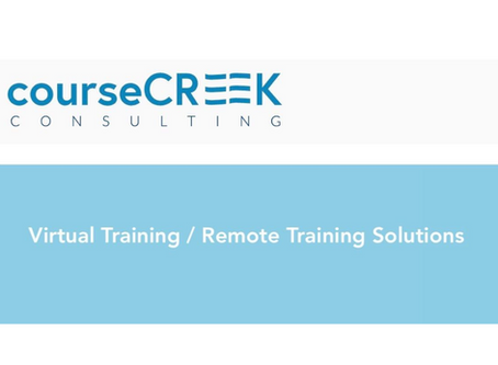 Virtual Training / Remote Training Solutions