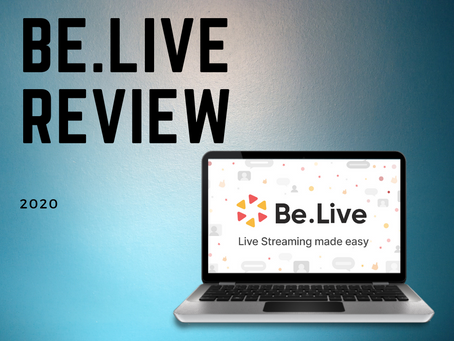 BeLive - The Best New Live Streaming Platform?
