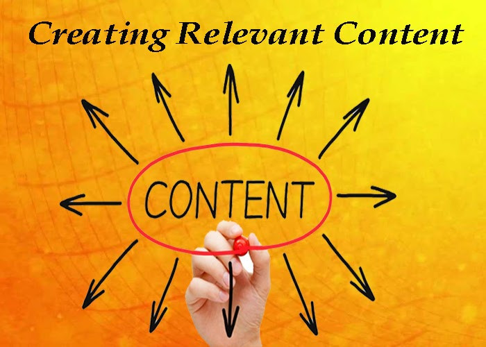 Creating Relevant Online Course Content