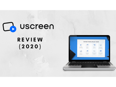 Uscreen VOD OTT (Video-On-Demand Over-The-Top) Platform Review (2020)