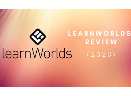 LearnWorlds Review (2020)