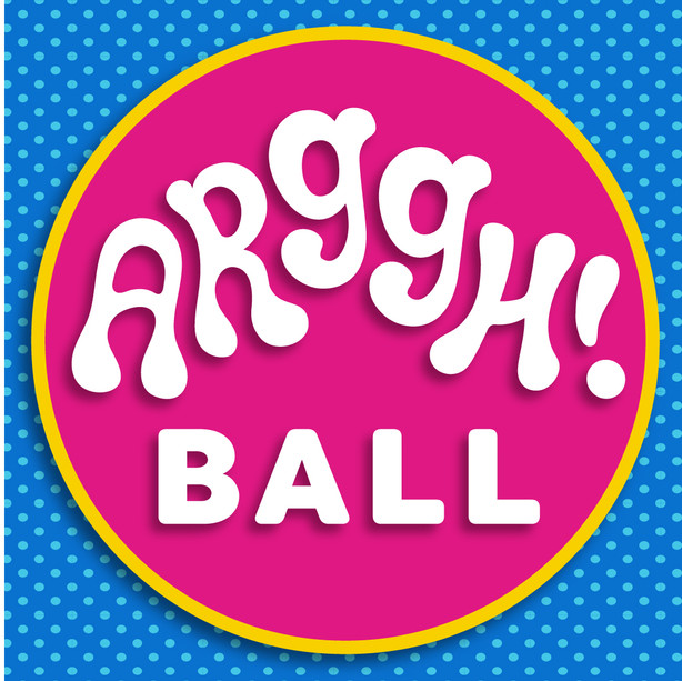 Jumbo Stress Ball Logo and Branding