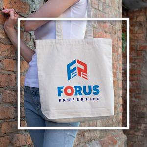 Logo Concept Mockup: Forus Branding Project