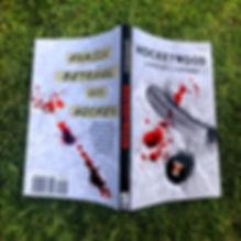 Hockywood by G. S. Oppenheim Book Cover Design by Lauren Aldrich