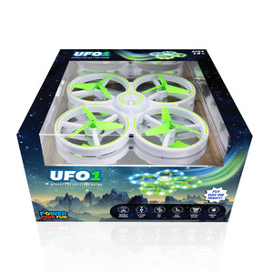 Toy Drone Branding and Packaging