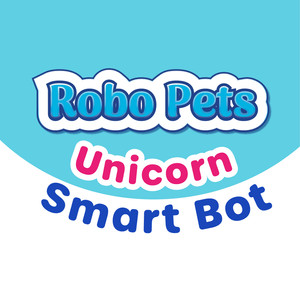 Robot Toy Logo and Branding