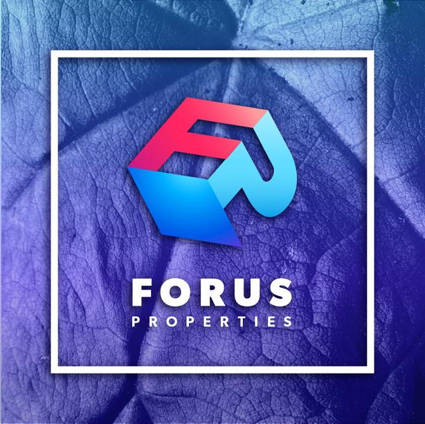 Logo Concept No. 2: Forus Branding Project