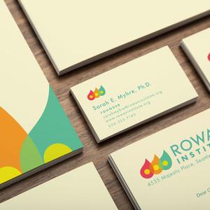 Logo, Branding, Website & Collateral for Rowan Institute