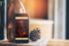 Mockup_propped-up-on-bottle-pinecone-ser