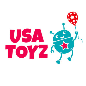 Proposed Logo Redesign for USA Toyz