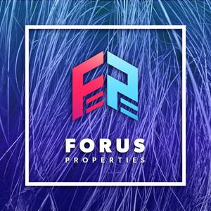 Logo Concept No. 1: Forus Branding Project