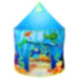 Mermaid Under the Sea Play Tent Product Design