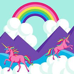 Unicorn Art by Lauren Aldrich