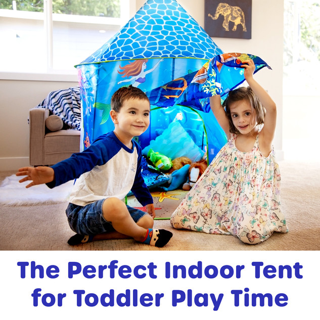 Main Listing Image for the Under the Sea Tent, designed by Lauren Aldrich