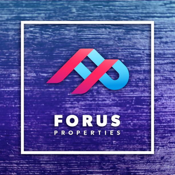 Logo Concept No. 3: Forus Branding Project