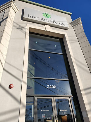Clinic Facade Investors Bank