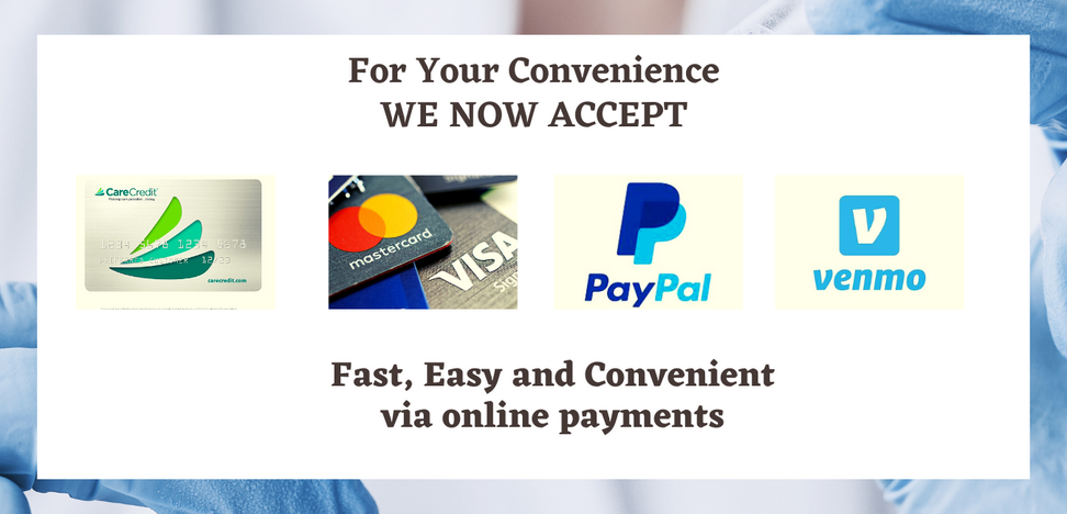 FRIENDLY PAYMENT OPTIONS