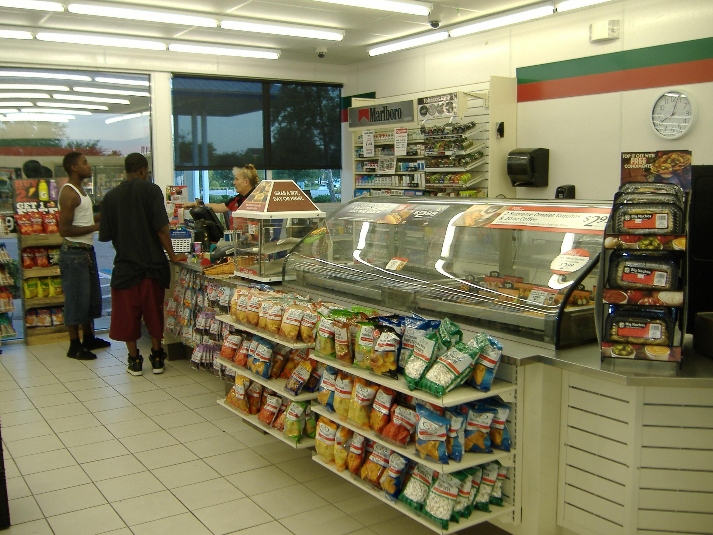 7-11 Bobcat Convenience - Gas Station 7
