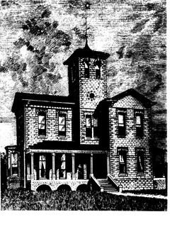 Morrison Home - Before