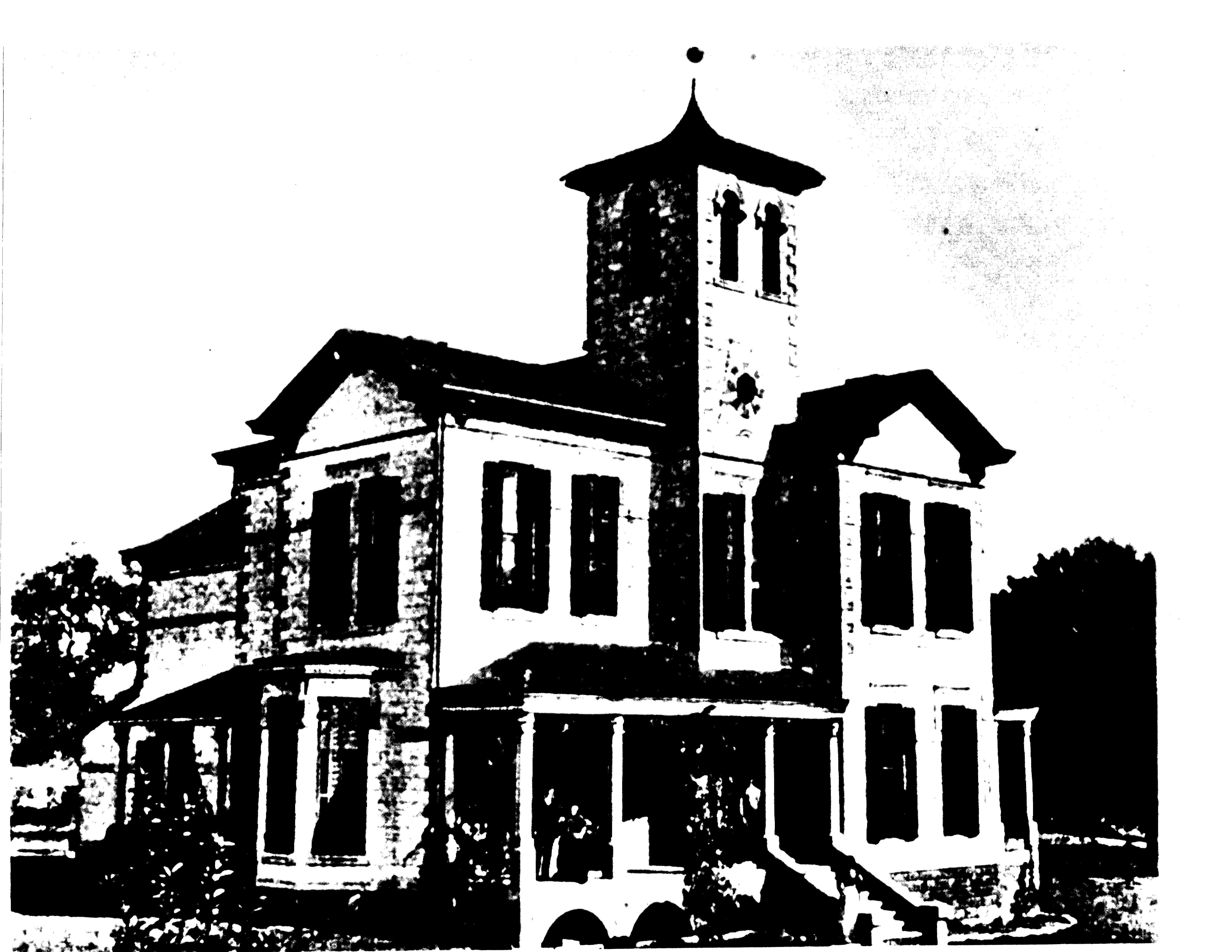 Morrison Home 1885