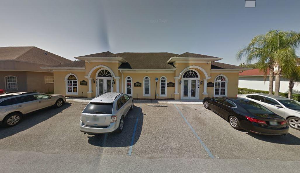 Esenberg Chiropractor Office