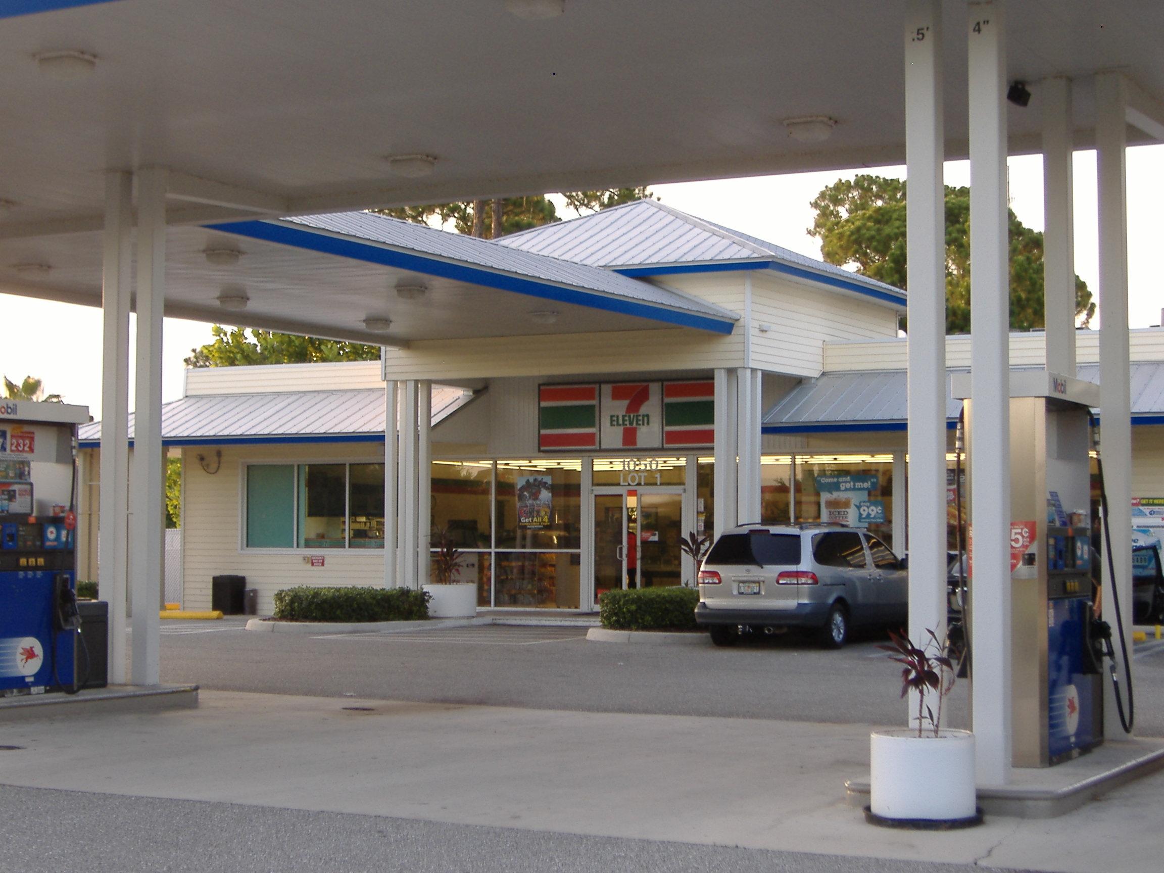 7-11 Bobcat Convenience - Gas Station -