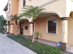 RSVP Office - Main Building - Front Porc