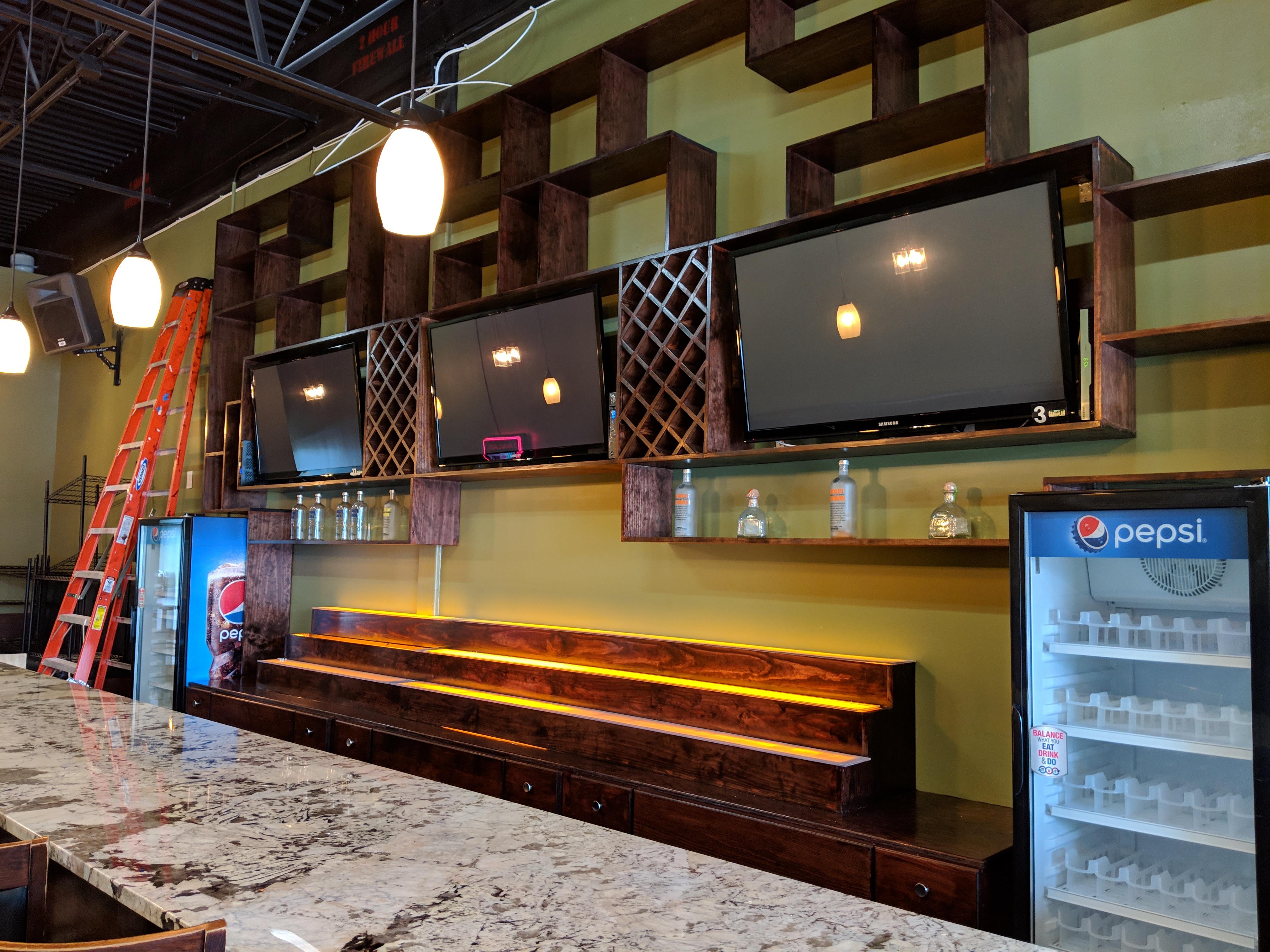Blue Lagoon Lounge Trinity