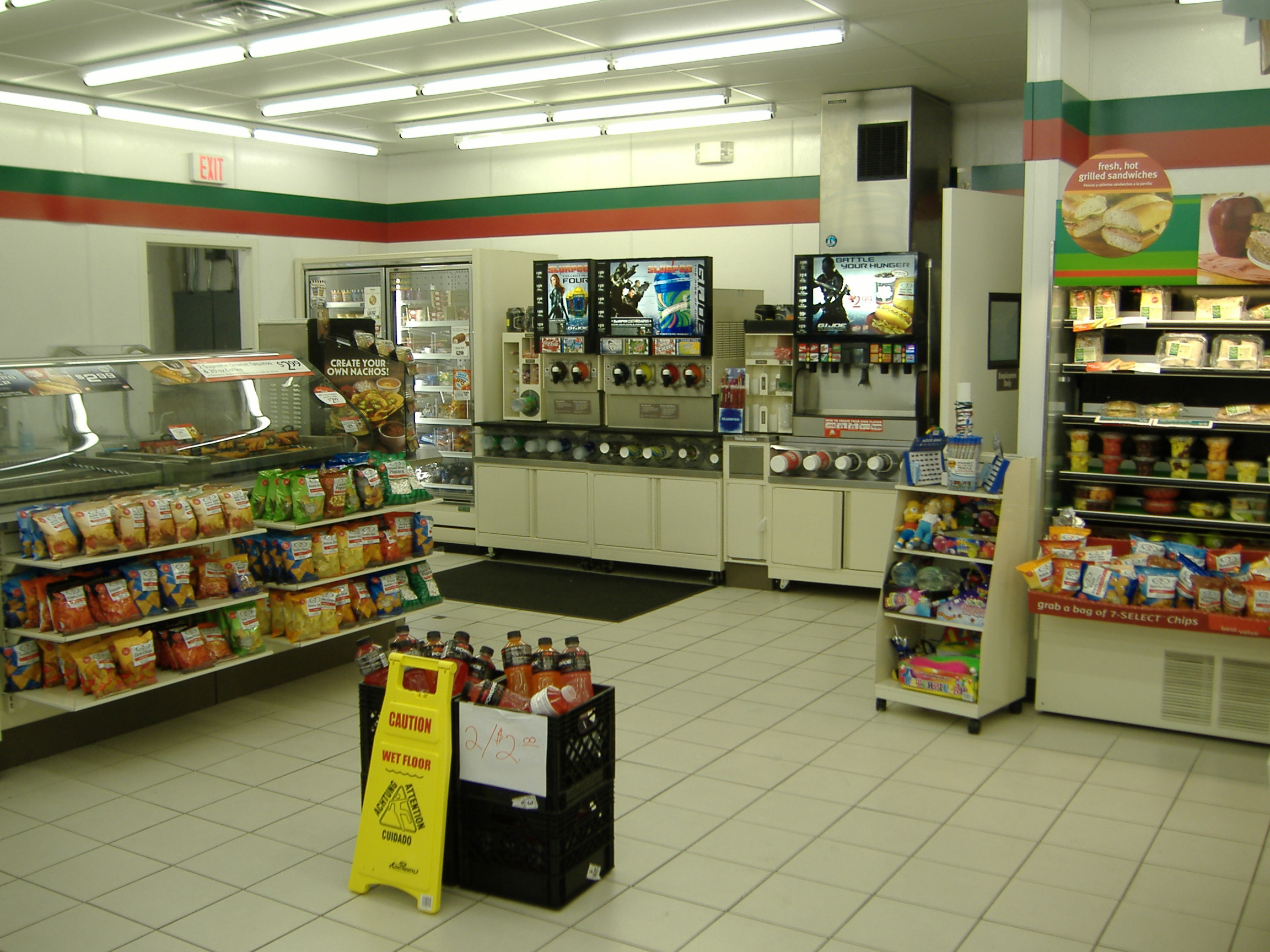 7-11 Bobcat Convenience - Gas Station 6