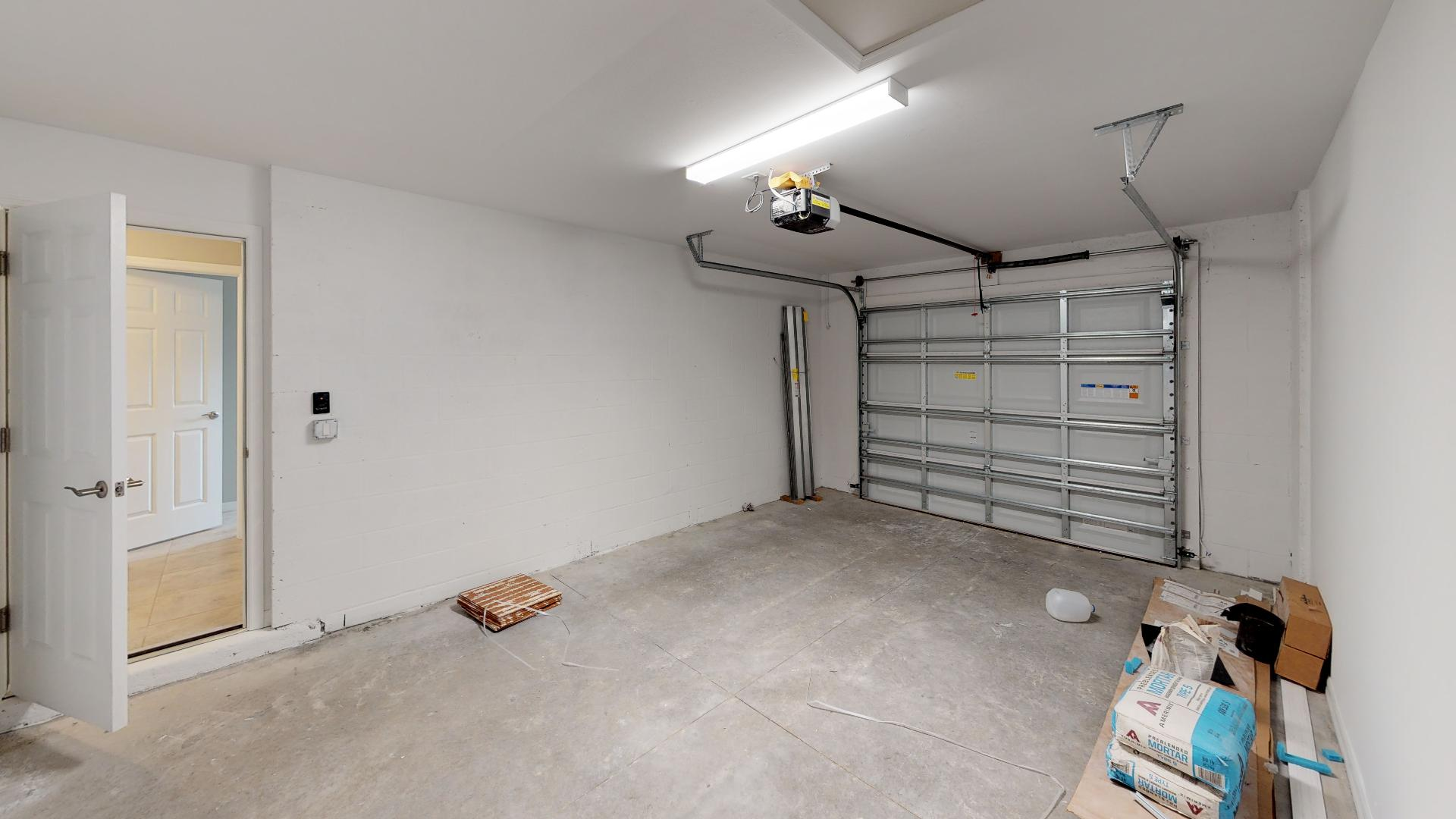 Cape Coral Duplex - Garage 1
