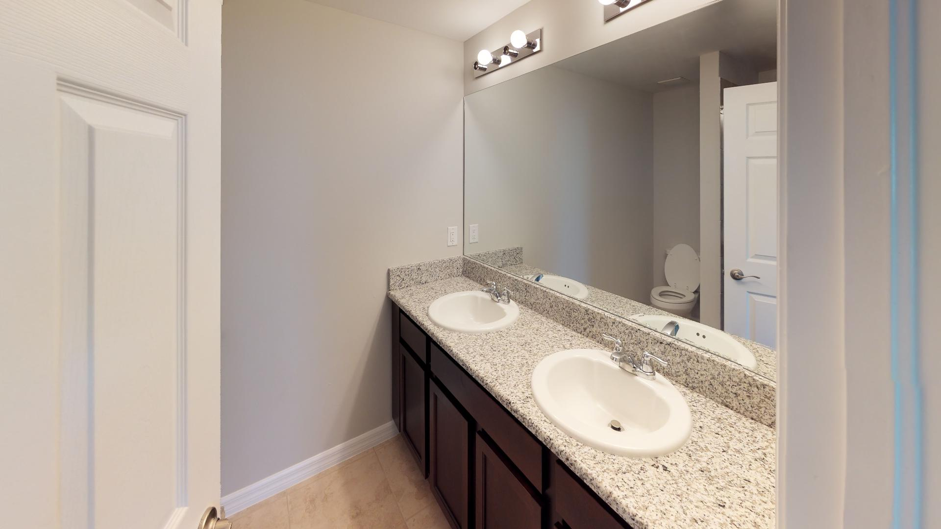 Cape Coral Duplex - Master Bathroom