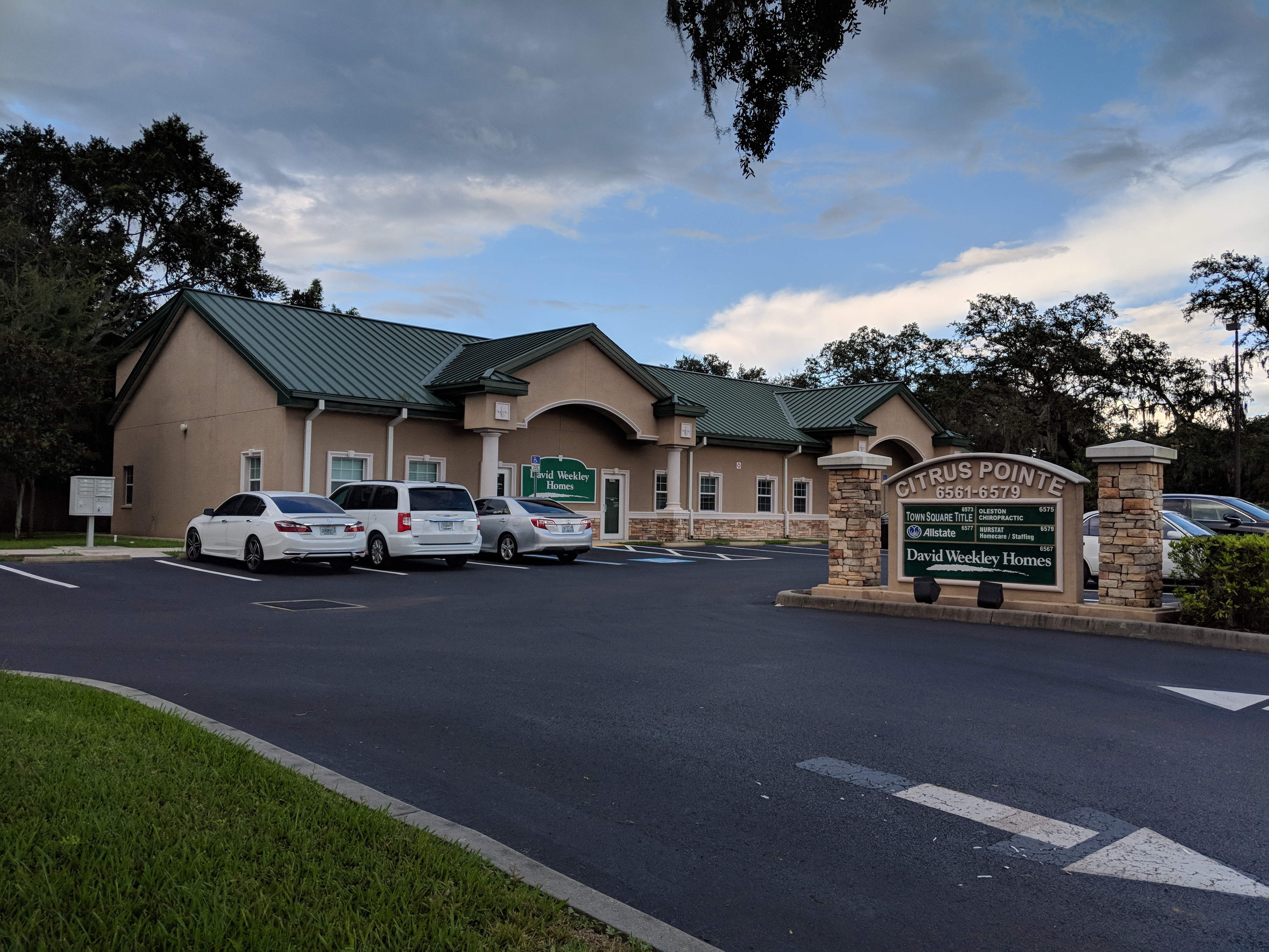 Citrus Pointe Office Complex - Southeast