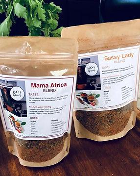 Vida's Spices