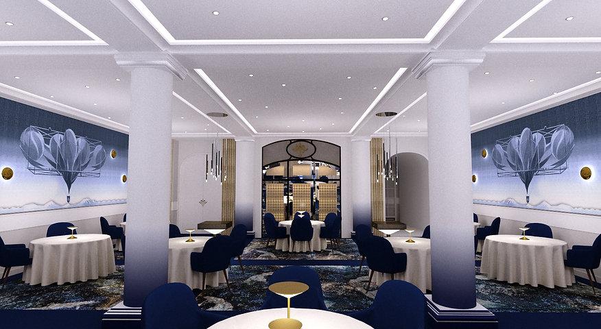 aménagement restaurant  Agence Conseil A