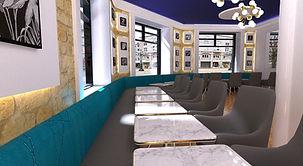 Restaurant gastronomique Maison Laffitte