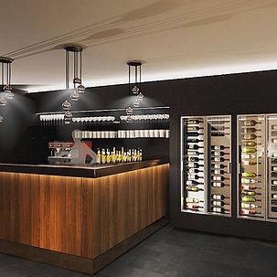 Restaurant Lounge Bar [78] 2018. Réalisa