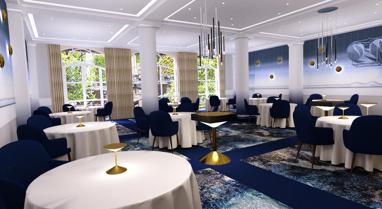 architecte restaurant Paris