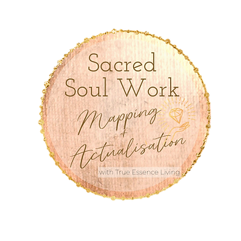 Logo- Sacred Soul Work Mapping + Actuali